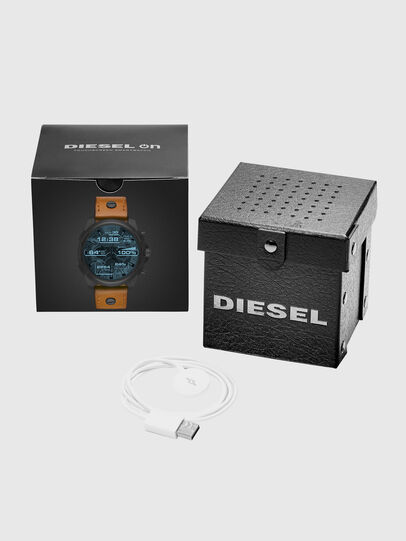 Diesel - DT2002, Marron - Smartwatches - Image 5