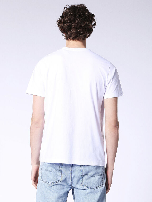 T-JOE-SU, Blanc