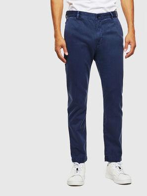 P-JARED, Bleu - Pantalons