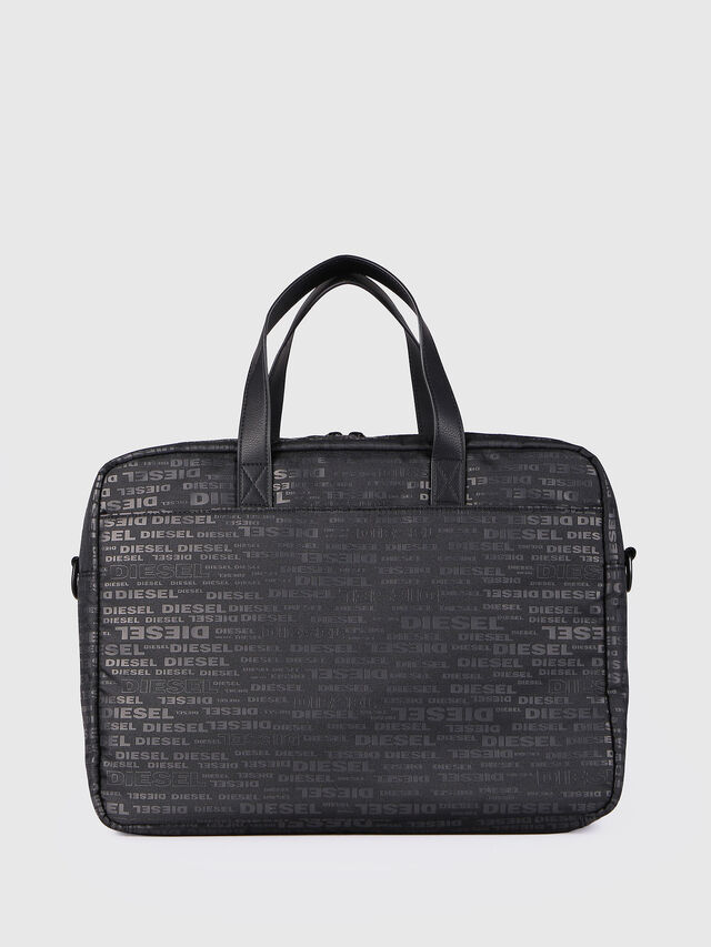 Diesel - F-DISCOVER BRIEFCASE, Noir - Attachés case - Image 3