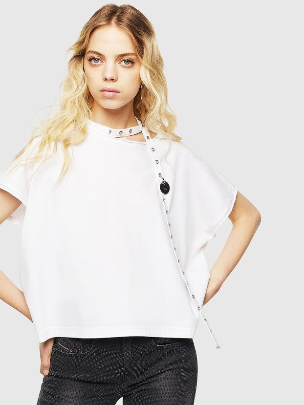 T-JALA, Blanc - T-Shirts