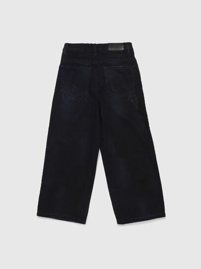 Diesel - WIDEE-J-SP, Noir - Jeans - Image 2