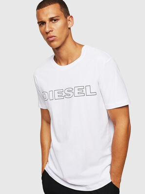 UMLT-JAKE, Blanc - T-Shirts