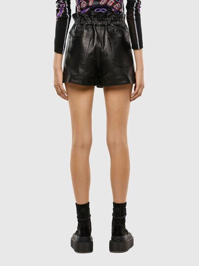 Diesel - L-KUNA, Noir - Shorts - Image 2
