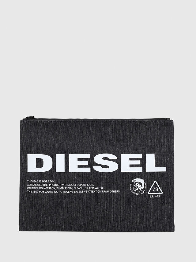 Diesel - LUSINA II, Jean Bleu - Portefeuilles Continental - Image 1