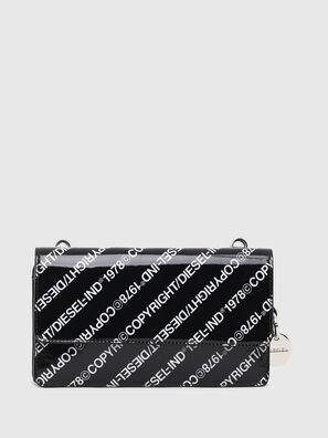 DUPLET LCLT, Noir/Blanc - Portefeuilles Zippés