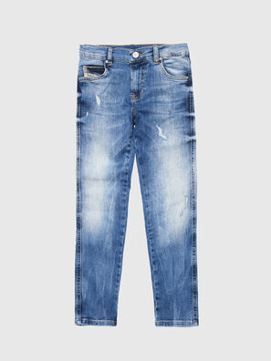 BABHILA-J, Jean Bleu - Jeans