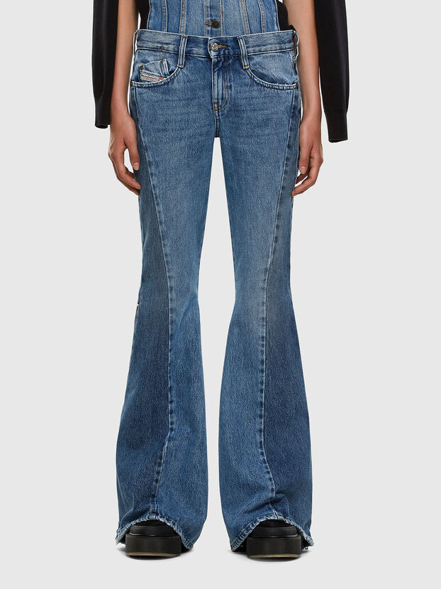 D-Ferenz 009JD, Bleu Clair - Jeans