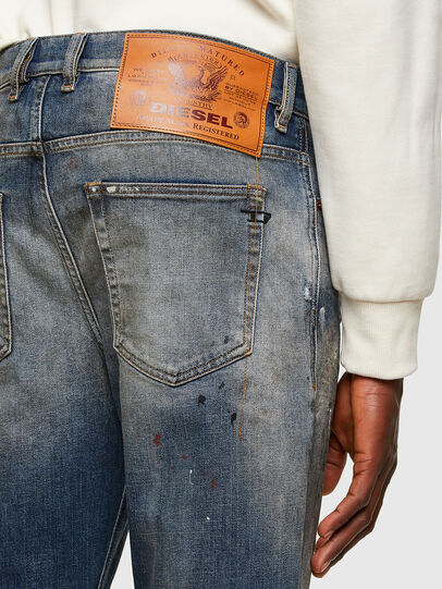 Diesel - D-Vider 009NH, Bleu moyen - Jeans - Image 3