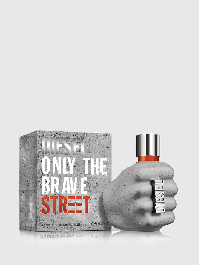 Diesel - ONLY THE BRAVE STREET 50ML, Gris - Only The Brave - Image 1