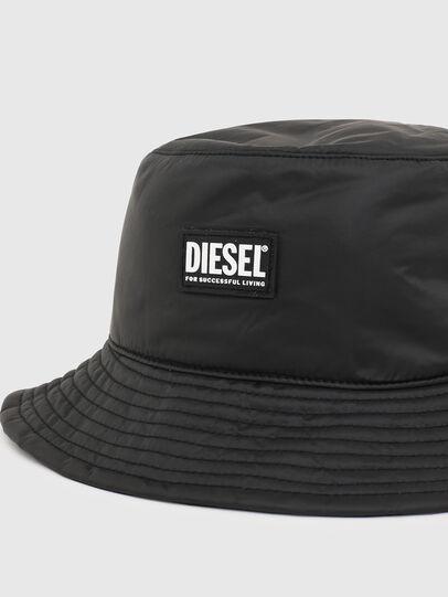 Diesel - C-SWAMP, Noir - Chapeaux - Image 3