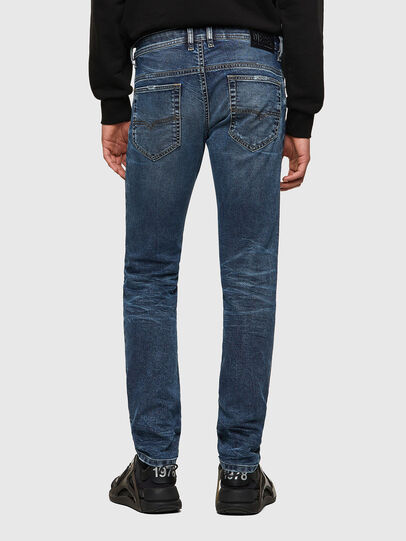 Diesel - Thommer JoggJeans® 069SR, Bleu Foncé - Jeans - Image 2