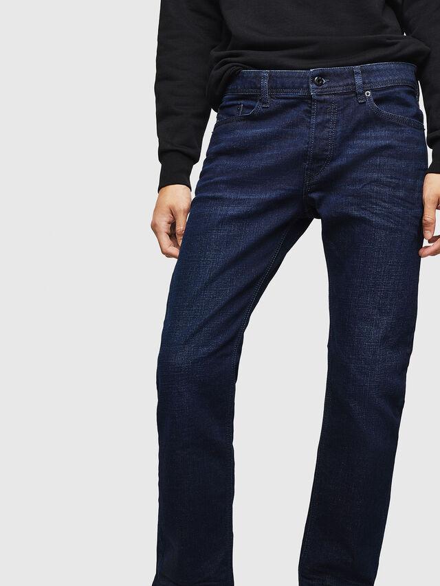 Diesel - Waykee 0860Z, Bleu Foncé - Jeans - Image 3