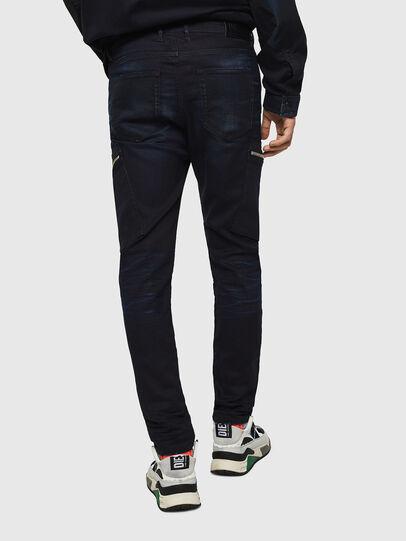 Diesel - D-Vider JoggJeans 069IC, Bleu Foncé - Jeans - Image 2