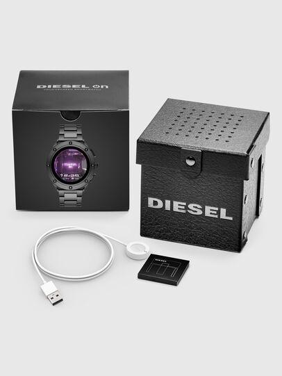 Diesel - DT2017, Gris foncé - Smartwatches - Image 5