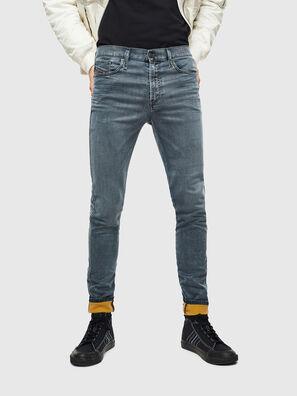 D-Reeft JoggJeans 069LT, Bleu Foncé - Jeans
