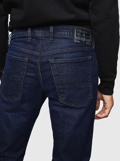 Diesel - Waykee 0860Z, Bleu Foncé - Jeans - Image 4