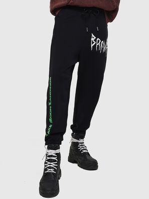 P-HUNT, Noir - Pantalons