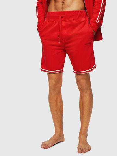 Diesel - UMLB-PAN, Rouge - Pantalons - Image 1