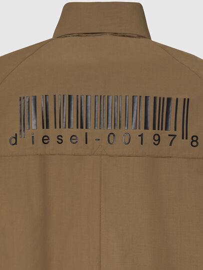 Diesel - J-ACKER, Marron Clair - Vestes - Image 5