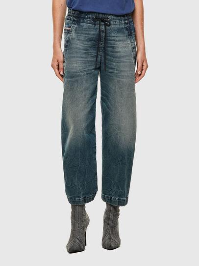 Diesel - Krailey JoggJeans® 069YG, Bleu moyen - Jeans - Image 1