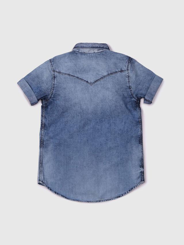 KIDS CIRIX, Bleu Clair - Chemises - Image 2