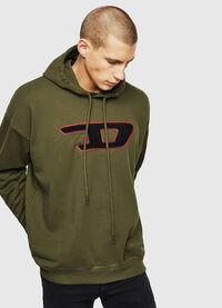 S-DIVISION-D, Vert Militaire