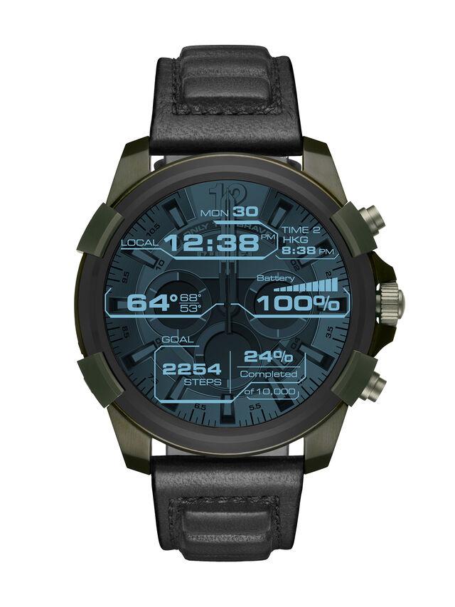 Diesel - DT2003, Vert Militaire - Smartwatches - Image 2