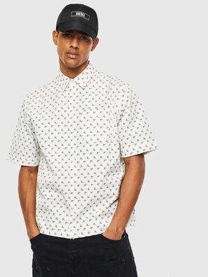 S-ATWOOD-B, Blanc - Chemises