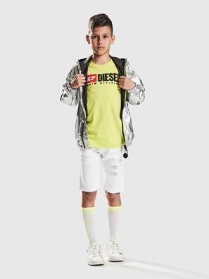 KROOLEY-NE-J SH-T JJ, Blanc - Shorts