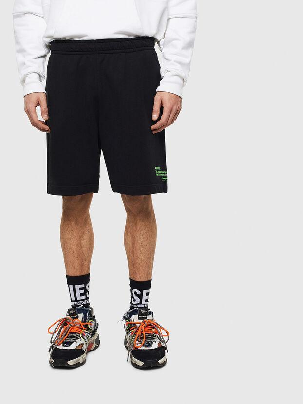 P-BOXIER, Noir - Shorts
