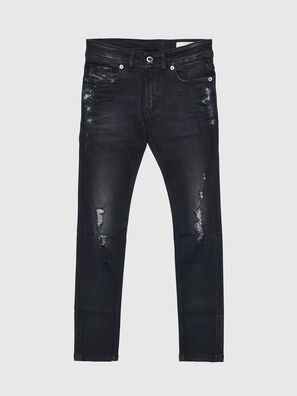 SLEENKER-J-N, Noir - Jeans