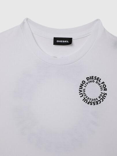 Diesel - TDIEGOSX46, Blanc - T-shirts et Hauts - Image 3
