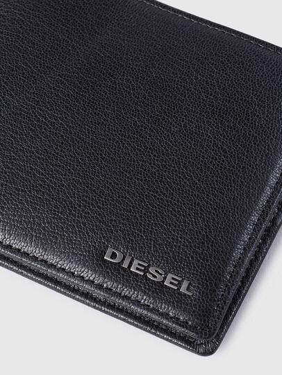 Diesel - NEELA S, Cuir Noir - Petits Portefeuilles - Image 4
