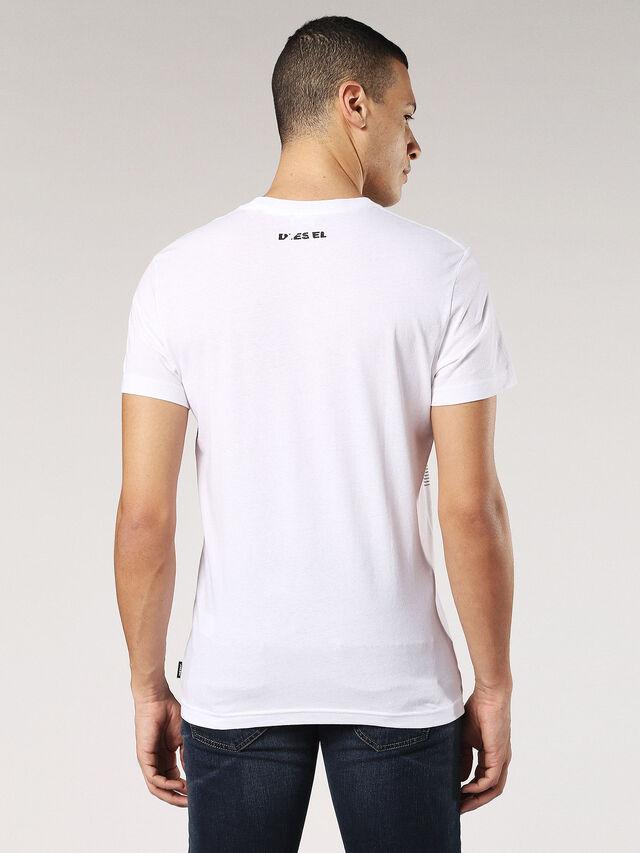 T-DIEGO-ST, Blanc