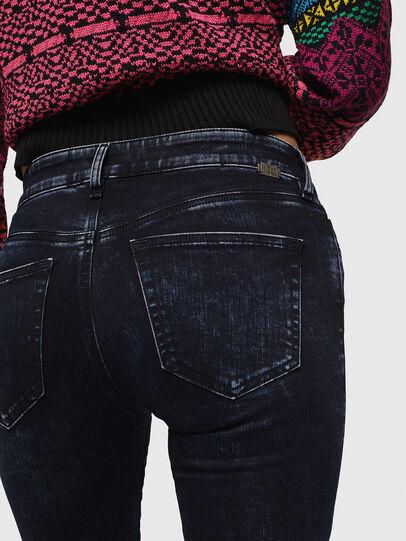 Diesel - Slandy 082AU, Bleu Foncé - Jeans - Image 4