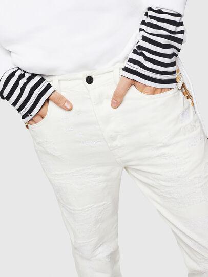 Diesel - Mharky 069IJ, Blanc - Jeans - Image 3