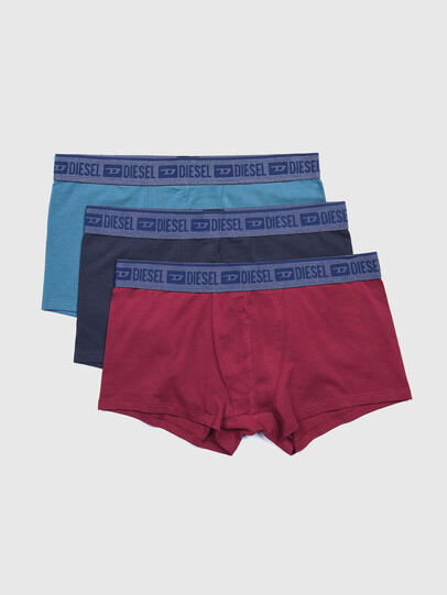 Diesel - UMBX-SHAWNTHREEPACK, Polychrome/Gris - Boxeurs courts - Image 1