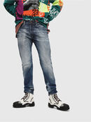 Buster 084DD, Bleu moyen - Jeans