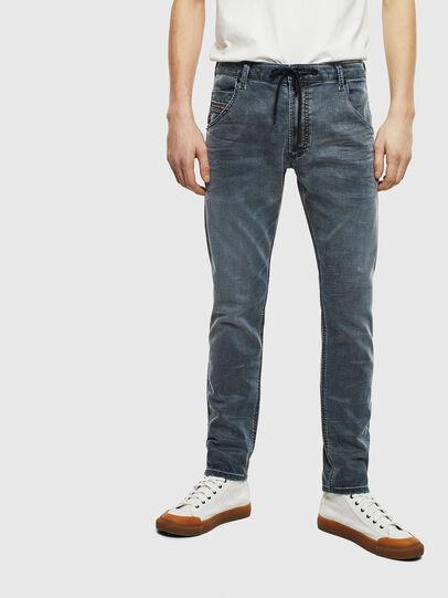 Diesel - Krooley JoggJeans 069LT, Bleu Foncé - Jeans - Image 3