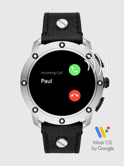 Diesel - DT2014, Noir/Gris argenté - Smartwatches - Image 7