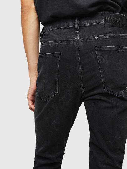 Diesel - D-Eetar 069DV, Noir/Gris foncé - Jeans - Image 4