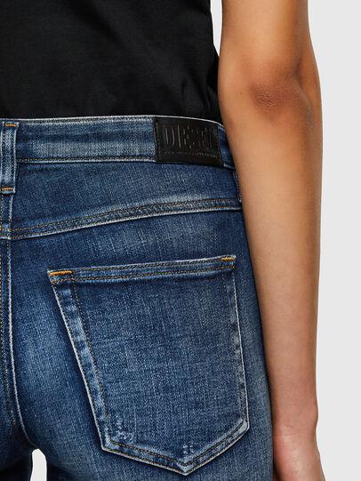 Diesel - Babhila 009LQ, Bleu moyen - Jeans - Image 4