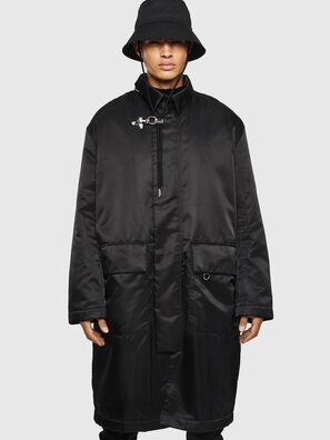 W-ADAM, Noir - Vestes d'hiver