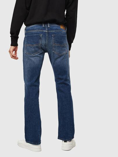 Diesel - Zatiny 0096E, Bleu moyen - Jeans - Image 2