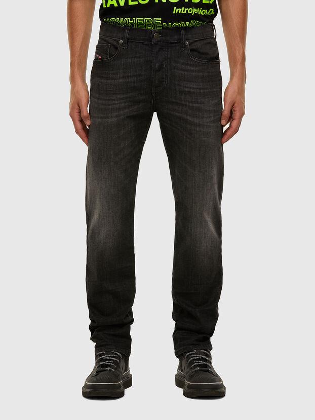 D-Mihtry 009EN, Noir/Gris foncé - Jeans