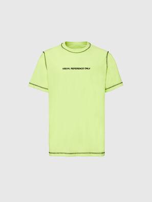 T-JUSEAM, Vert Fluo - T-Shirts