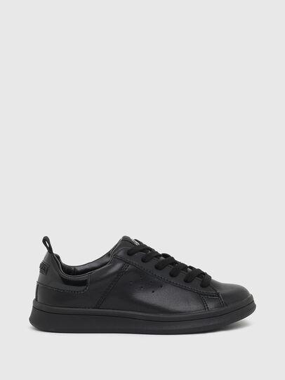 Diesel - SN LOW LACE 11 FULL, Noir - Footwear - Image 1