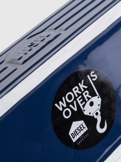 Diesel - 11056 WORK IS OVER, Bleu - Accessoires de Maison - Image 5