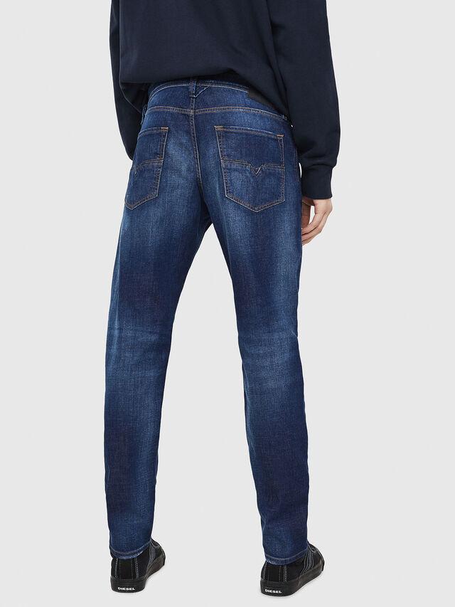 Diesel - Larkee-Beex 084GR, Bleu Foncé - Jeans - Image 2